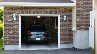 Garage Door Installation at Stephens Park Village Dallas, Texas